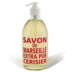 Image of COMPAGNIE DE PROVENCE BODY LOTION: CHERRY BLOSSOM SHEA BUTTER