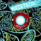 "Image of Mucca Pazza (EC024)  45RPM 7"" Remix Edition + K12 Drum Cadence"