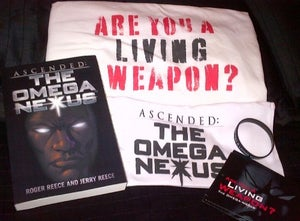 Image of The Omega Nexus Fan Pack