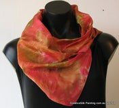 Image of Silk Scarf 03