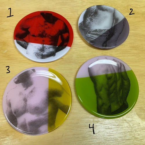 Image of Snack Plates