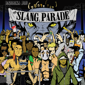 "Image of DJ Bazooka Joe Presents ""THE SLANG PARADE""  2 x LP"