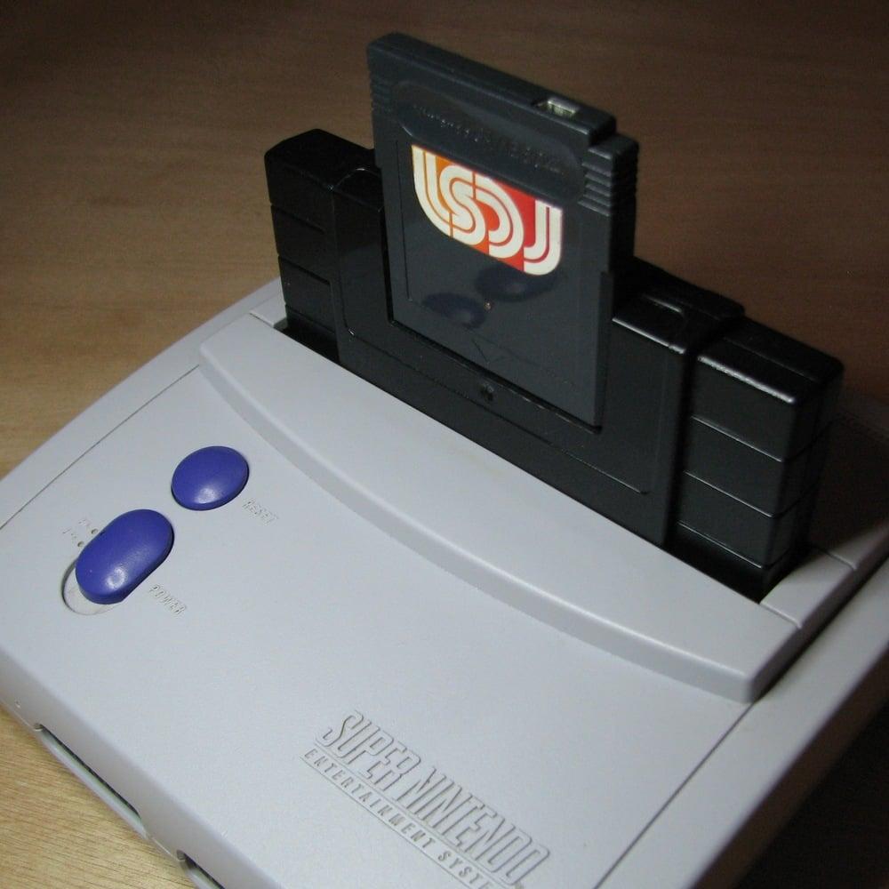 Super Game Boy POCKET(SGBP)