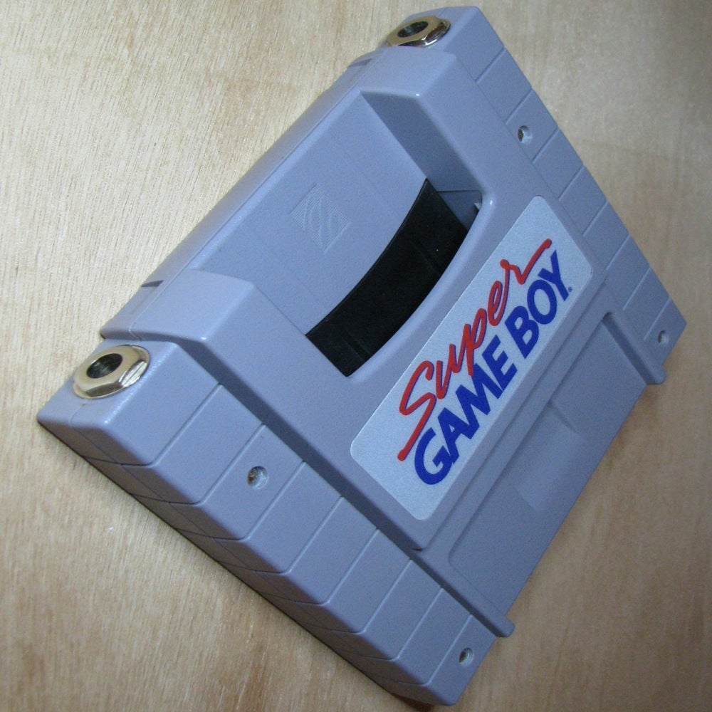Image of Super Game Boy for SNES