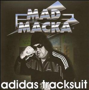 "Image of MAD MACKA - Adidas Tracksuit 7"""