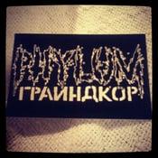 Image of Phylum 'Grindcore' Sticker