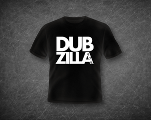 Image of DZ001 - BLACK/WHITE TSHIRTS