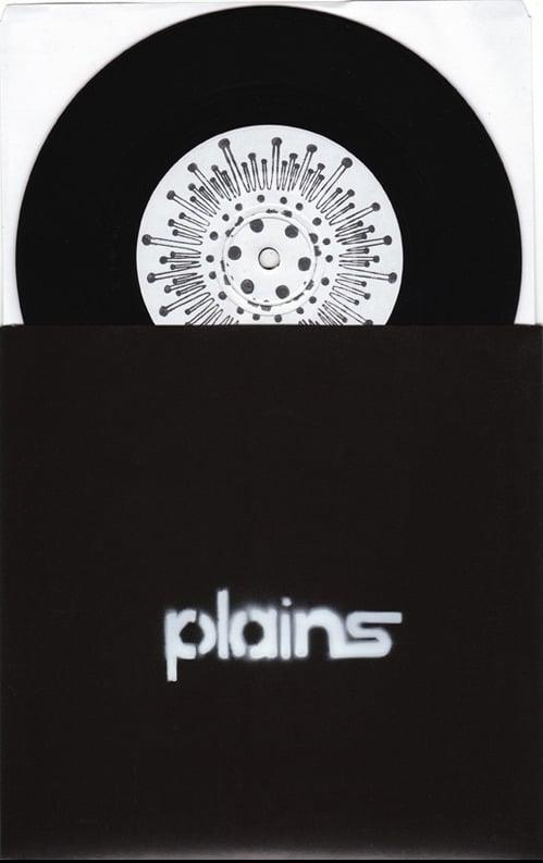 """Image of Plains 7"""" Single"""