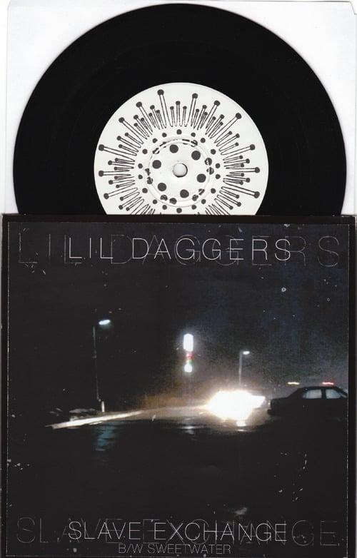 "Image of Lil Daggers 7"" Single"