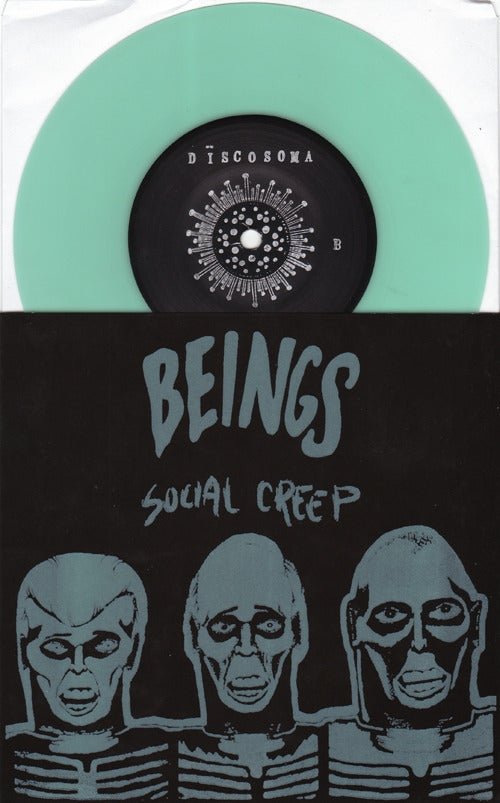 """Image of Beings 7"""" EP"""