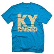 Image of KY Raised in Teal & Tan