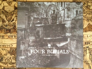 Image of FO(U)R BURIALS 2xlp