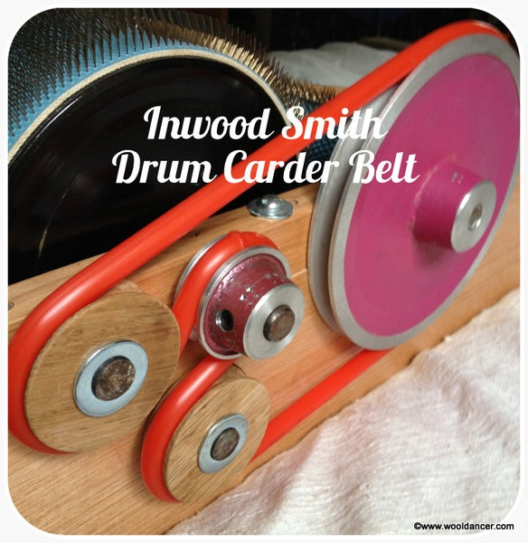 Image of Inwood Smith // Drum Carder Belt