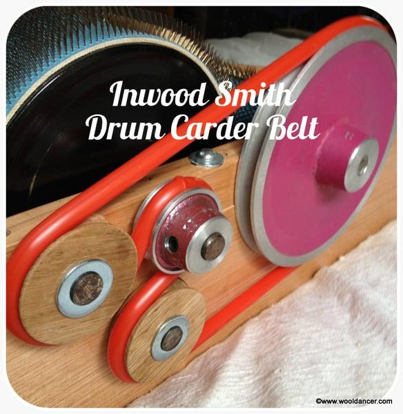 Image of Inwood Smith // Drum Carder Belt