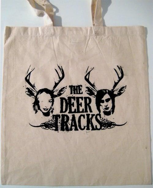 Image of The Deer Tracks (White Bag)