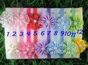 Image of $2 Lace Flower Headbands
