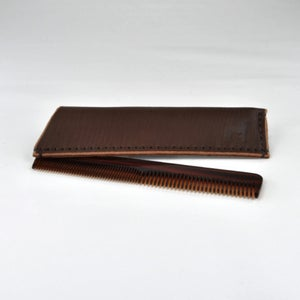 Image of Comb Sleeve (Brown)