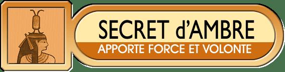 Image of Chrysopea Secret d'Ambre