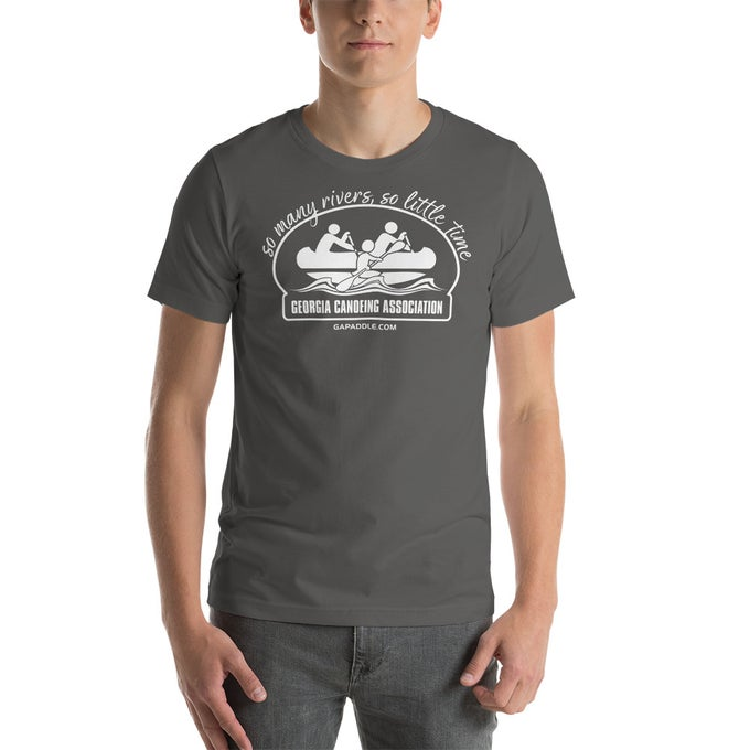 Image of T-Shirt, Bubble, Dark Colors