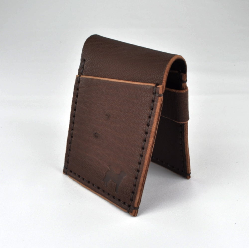 Image of Money Loop Wallet (Brown)