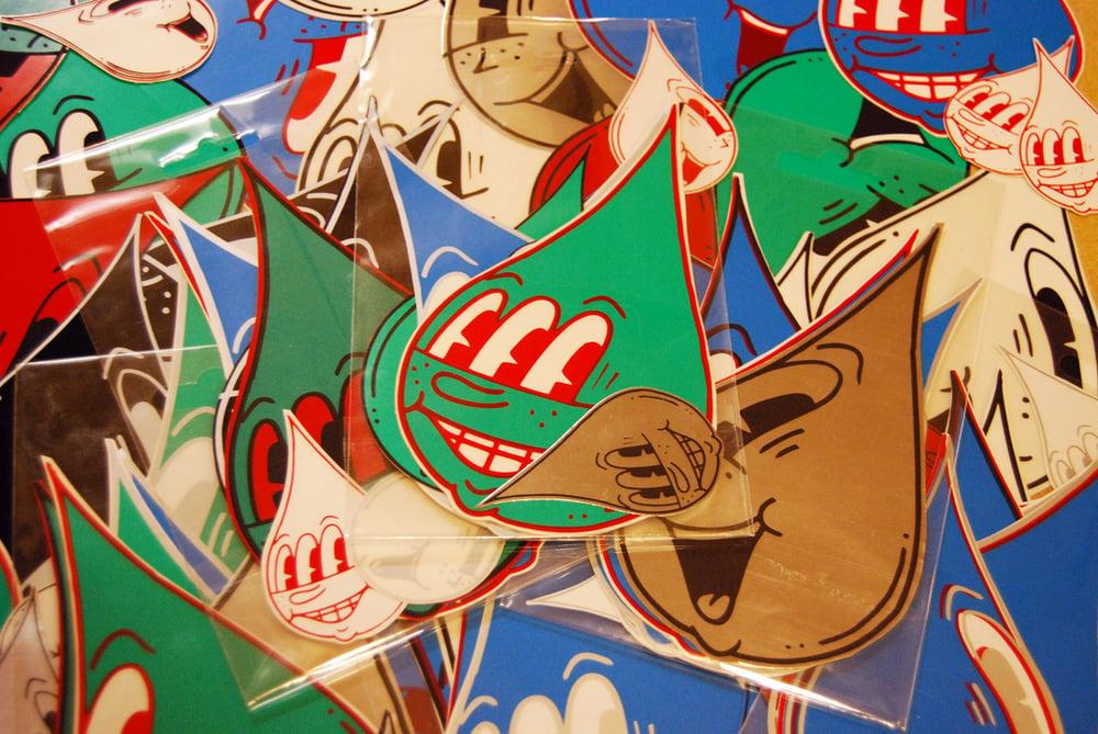 Image of Soda Pop sticker packs