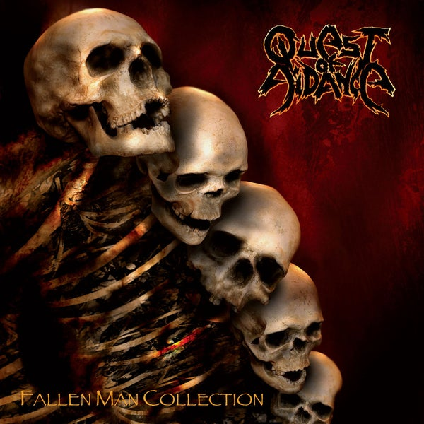 """Image of QUEST OF AIDANCE """"Fallen Man Collection"""" Mini CD"""