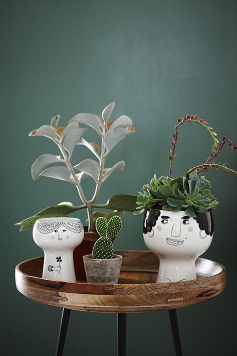 Image of Flower me happy pot - Lotta