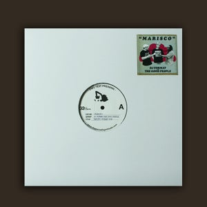 "Image of DWGSHOW01 - DJ Format & The Good People 'Marisco' 12"" show vinyl (100 copies released)"