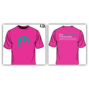 Image of HPC Logo Shirts in Pink