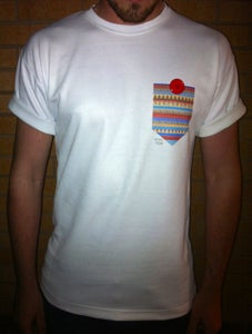 Image of Aztec Pocket Tee