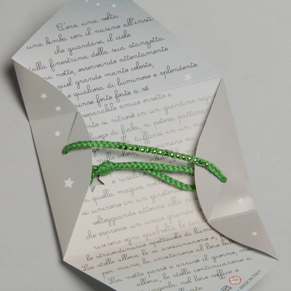 Image of Filo di Stelle 402 - Green