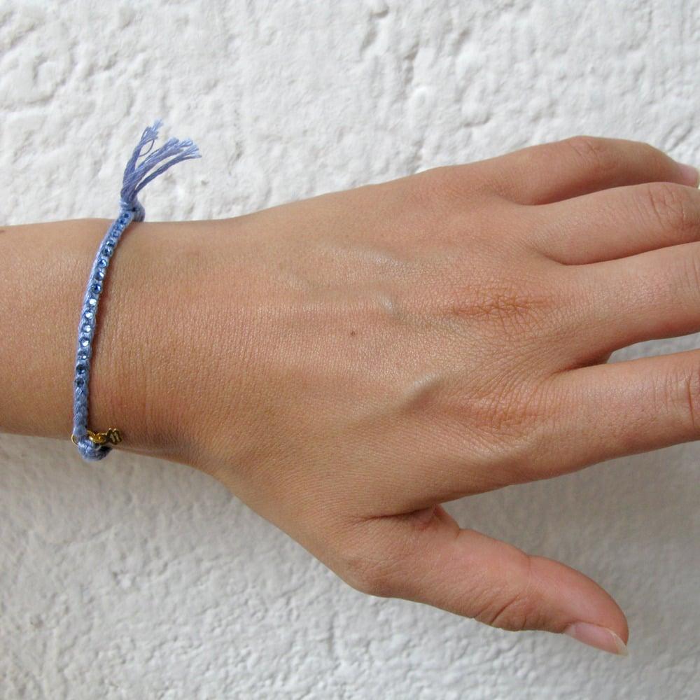 Image of Filo di Stelle 505 - Light Sapphire