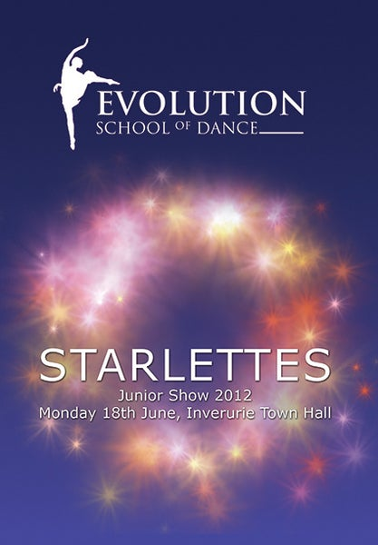 Image of Evolution - Starlettes JUNIOR SHOW 2012 DVD