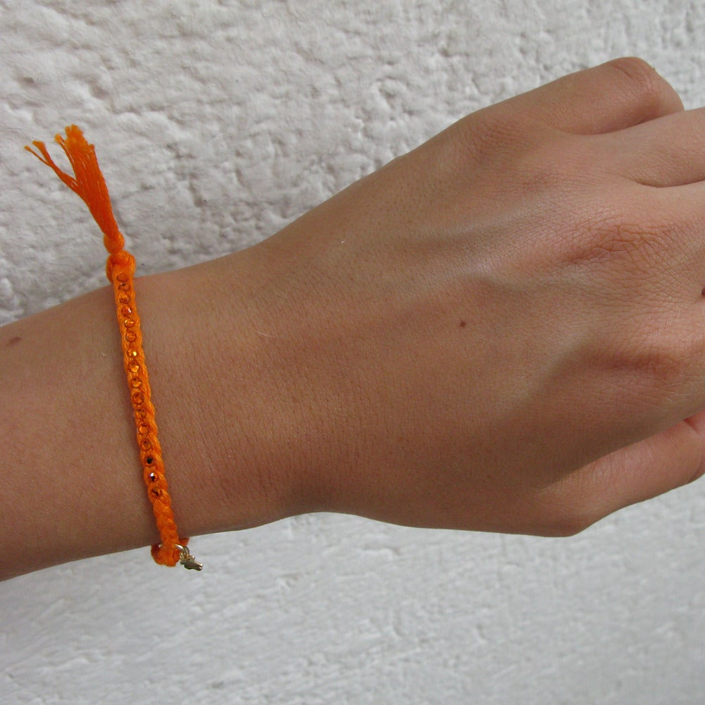 Image of Filo di Stelle 304 - Orange