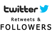 Image of Twitter Followers & Retweets