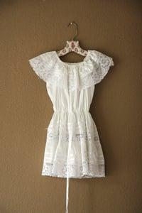 Image of Vintage Girls Dress