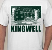 Image of Kingwell - Foundations Men's 100% Cotton T-shirt in White