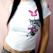Image of Tape Espionage (Girls Skinny Tee)