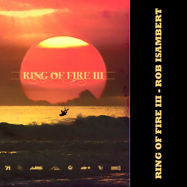 Image of Ring Of Fire III - DVD