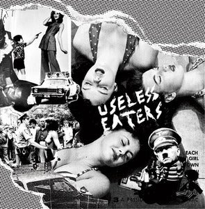 """Image of USELESS EATERS - The Moves 7"""" EP (Jolly Dream)"""