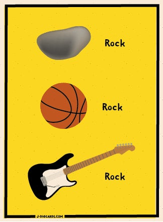 Image of Rock, Rock, Rock