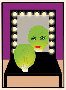 Image of Lettuce make up
