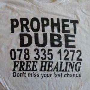 Image of PROPHET DUBE