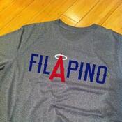 Image of Fi LA Pino/Fi LA Pina Orange County shirt
