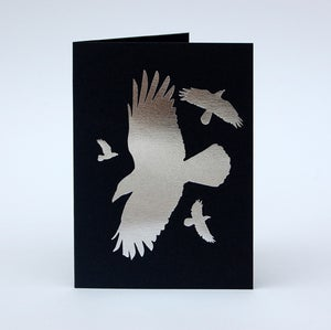 Image of Crow card
