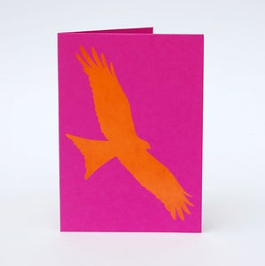 Image of Red Kite card