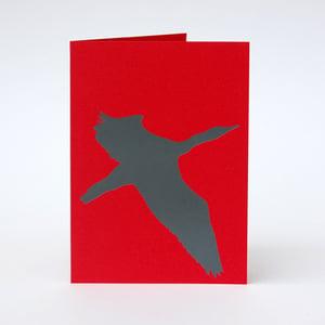 Image of Cormorant card