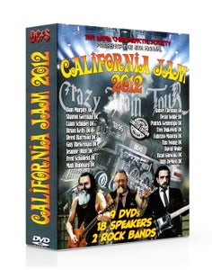 Image of California Jam 2012 DVD Set