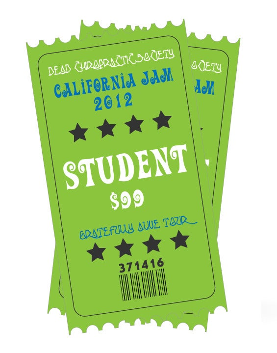Image of Cal Jam 2013 - Student
