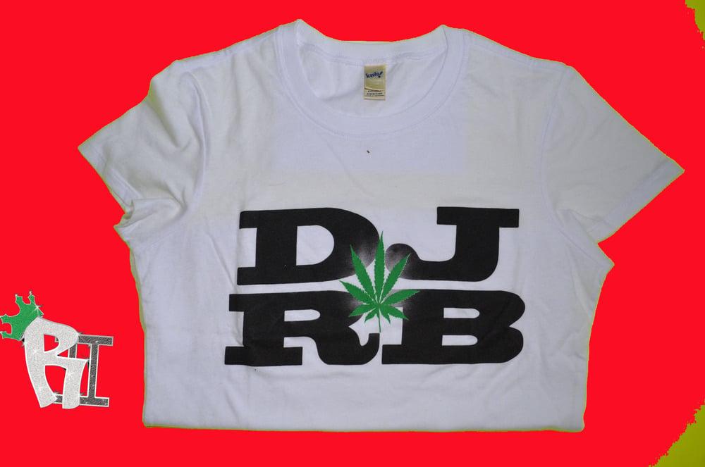 Image of Women's Dj Ronnie Blaze T-shirt